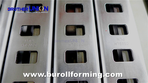 Press & Punch in Roll Forming Process08