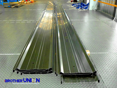 Roll Former for ESP Collecting Electrode Plates