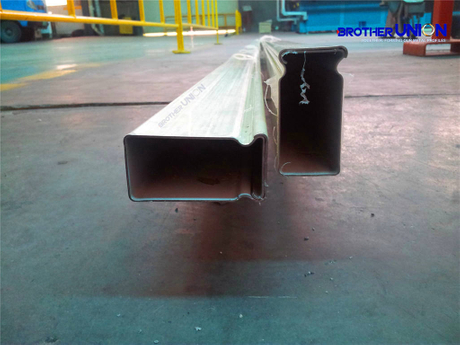 Roll Forming Machine for High Tensile Steel