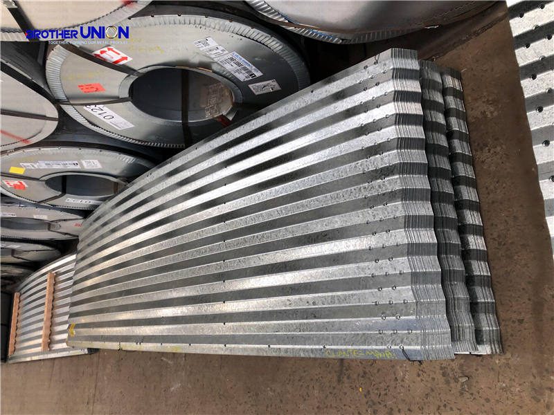 Roll Forming Machine for Grain Storage Silos